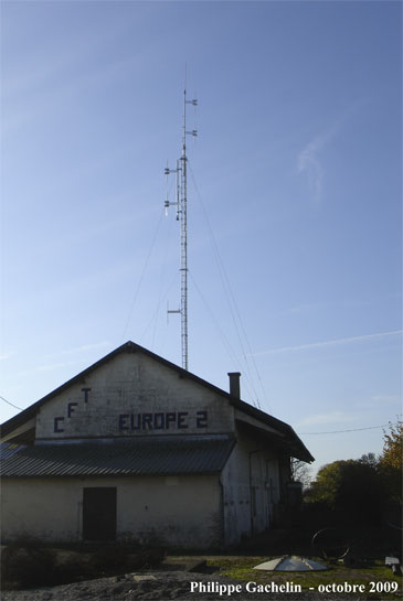 Emetteur fm siracourt for Route nationale 104